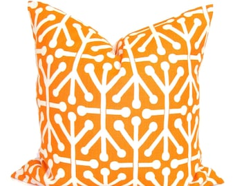 PILLOW COVER SALE. Orange Pillow Covers. Decorative Pillows, Orange Pillow Covers, Orange Pillow. Orange Cushion,Throw Pillow,