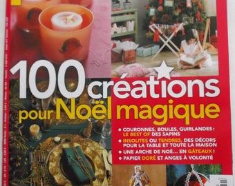 magazine PRIMA off set creative - 100 designs for Christmas Magic No. 20 H