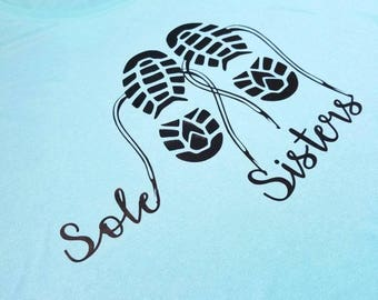 Sole Sisters Running Shirt