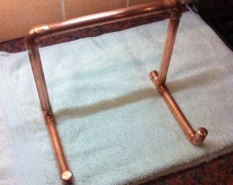 Copper Ipad Stand - Handmade
