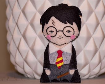 Mini plush Harry Potter
