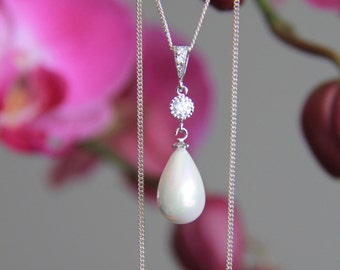 Sparkle filled cz necklace, cz earrings, wedding jewelry, bridesmaid jewelry, wedding necklace, bridal necklace, bridesmaid necklace