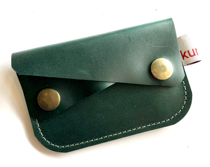 FOREST GREEN River wallet