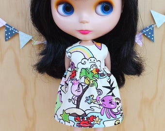 Blythe Dress - Super Kawaii