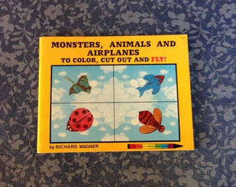 Activity Book (mint condition)