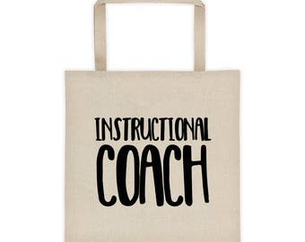 Instructional Coach - Tote bag