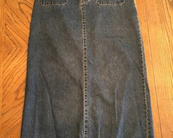 Vintage DKNY skirt size 2