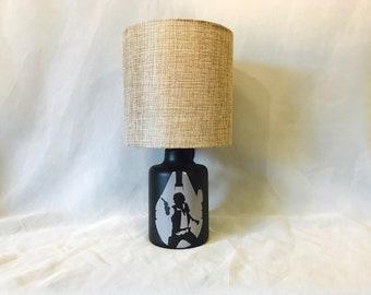 Star Wars Han Solo Inspired Nightstand Lamp