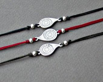 Boho Chic Mens Bracelet Anklet Women Bracelet Anklet Adjustable