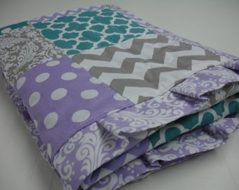 ADD A RUFFLE  to Your Made to Order Blanket From My Shop