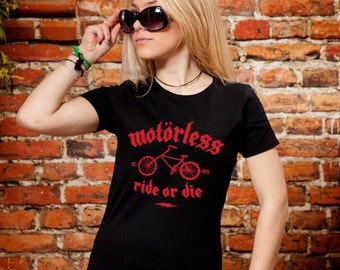 Motorless - Women's T-Shirt