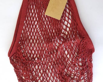 Market Bag / Mesh Bag / Crochet Bag