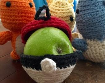 Poke Ball Fruit Cosy Pokemon