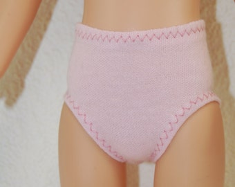"""Underpants light pink for 14.5"""" Wellie Wishers or Melissa & Doug Doll Clothes tkct1109 READY TO SHIP"""