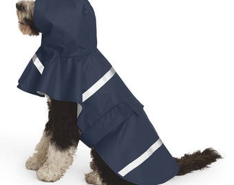 Personalized Dog Rain Coat