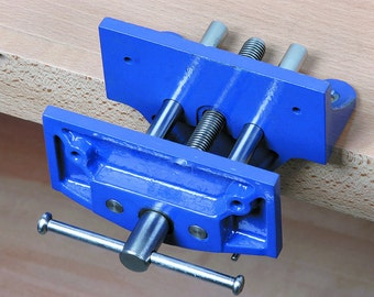 1 Brand New Locking Clamp Vise Tool Woodworking Lock Grip Clamping