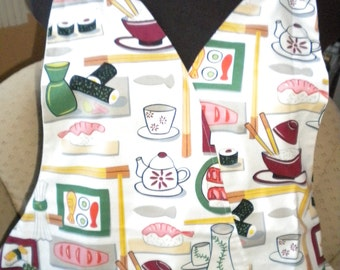 Apron for the Sushi Lover
