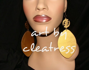 Gye Nyame 'Plus' Earrings
