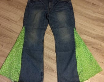 Men's Bellbottom Jeans