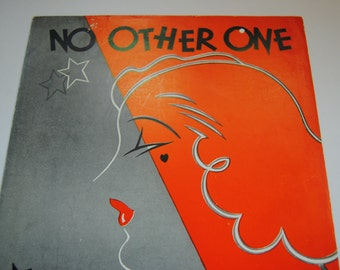 No Other One/Vintage Sheet Music/Great Cover/1933/Vintage Cover Art/Sheet Music Cover ARt