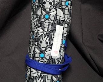 Sonic Screwdriver Case - Doctor Who Cyberman