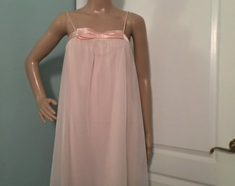 Baby Doll Negligee