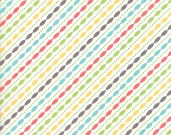 Multi Lulu Lane Fabric -  Moda - Corey Yoder - 29026 11