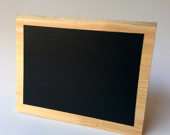 Recycled Wood Chalkboard