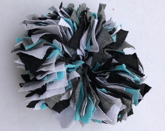 Cotton Scrunchie- T/B/G/W