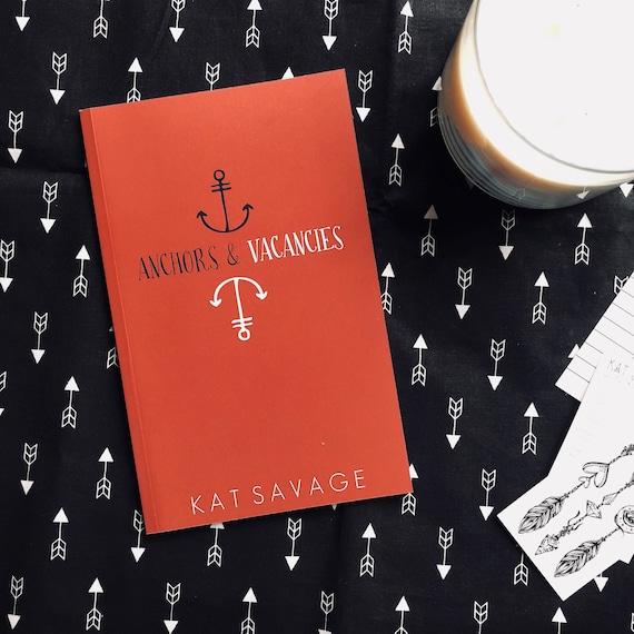 Anchors & Vacancies - Signed Paperback
