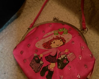 Vintage Strawberry Shortcake Purse