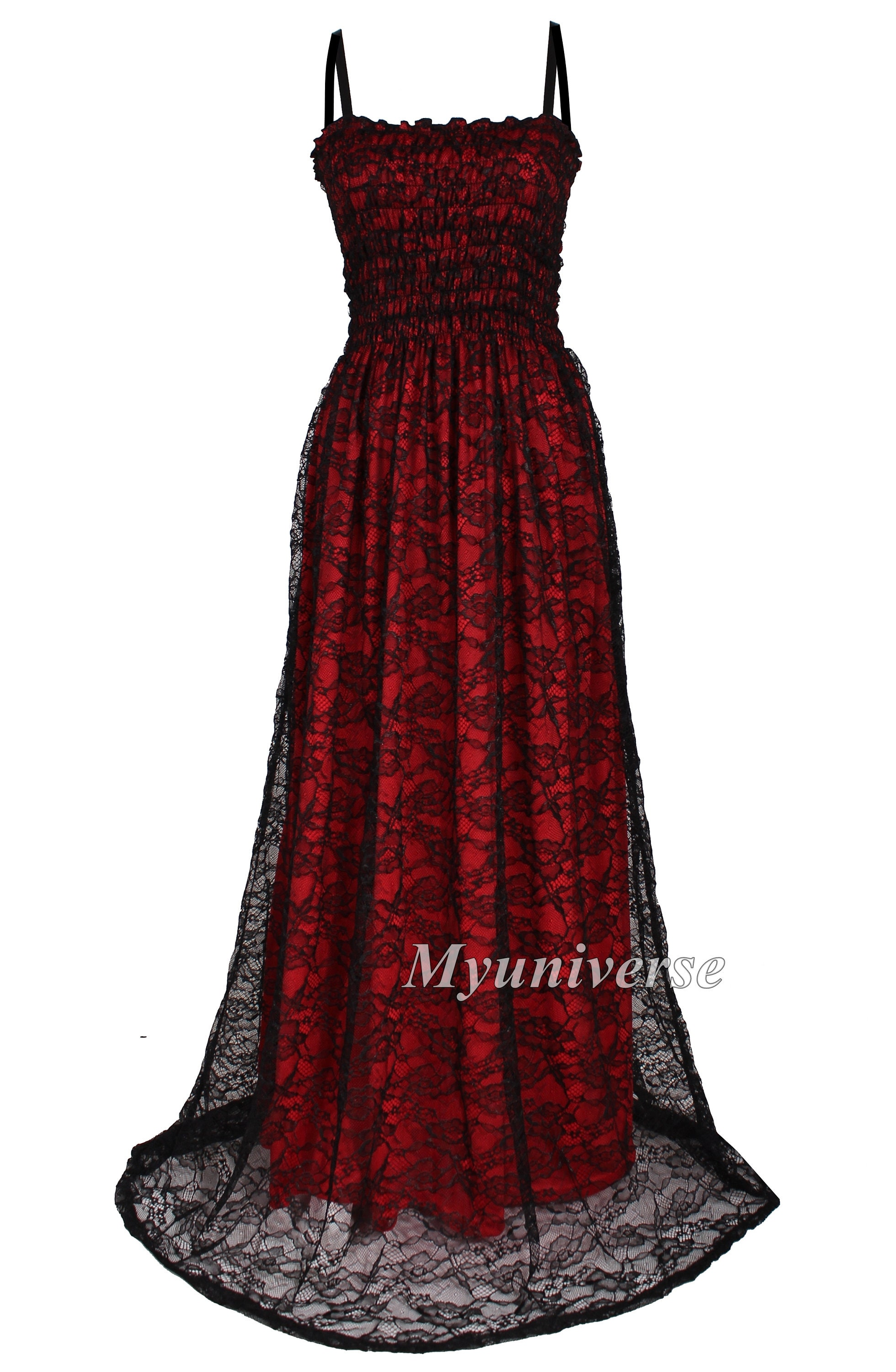 Black Maxi Dress For Women Plus Size Dresses Lace Maxi Dress
