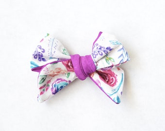 May Flowers Bow