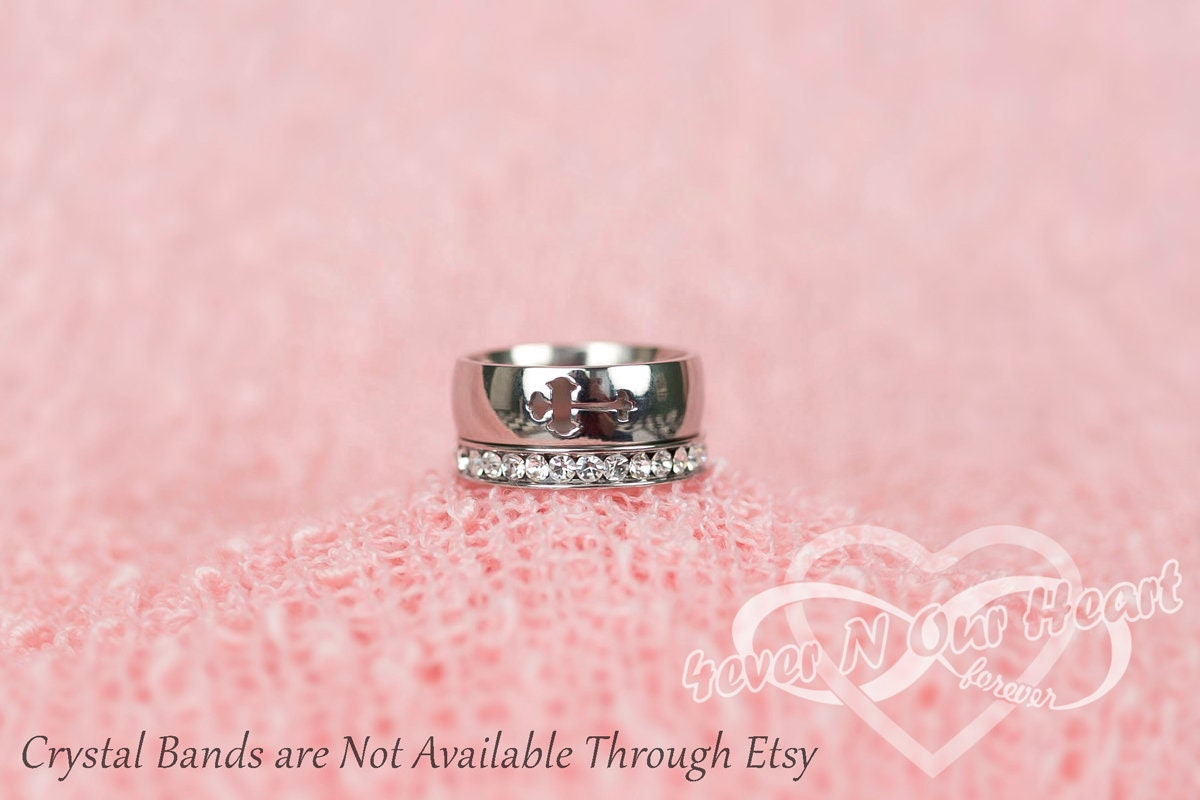 True Love Waits Ring Promise Ring Purity Ring Abstinence