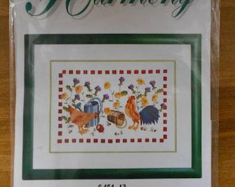"Royal Paris traditional Embroidery Kit ""La ferme"""