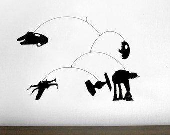 Hanging Mobile | STAY ON TARGET! - Star Wars inspired