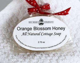 Orange Blossom Soap 2.75 ozs.