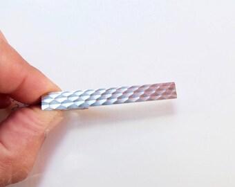 Wedding 925 Sterling Silver Tie Clip