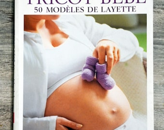 NEW - Book knitting baby - 50 styles of baby