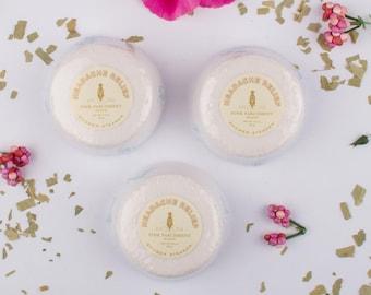 Headache Relief Shower Steamer -  Gift Set of 3 Shower Steamers - Essential Oil Shower Steamer - Aromatherapy - All Natural