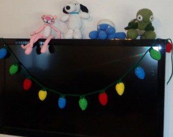 Christmas Light Garland, 60 inches