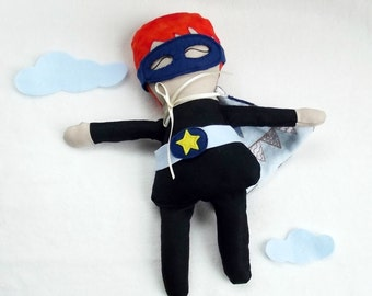 Super Hero dolls