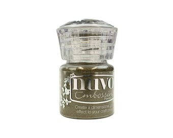Tonic - Nuvo - Embossing Powder - Classic Gold