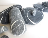 Stones wall art sculpture...