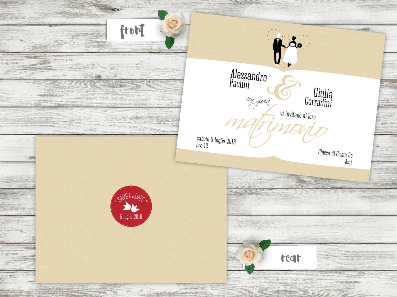 vintage wedding invitations car wedding invitation bride and