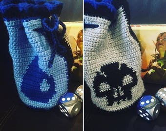 Magic the Gathering Dice Bag