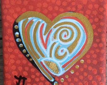 Mini Heart 4x4