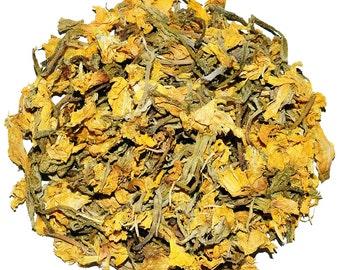 Evening Primrose Tea - Decaffeinated - Chinese Tea - Herbal Tea - Flower Tea - Loose Leaf Tea - FREE Shipping