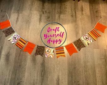Fun Fabric halloween banner