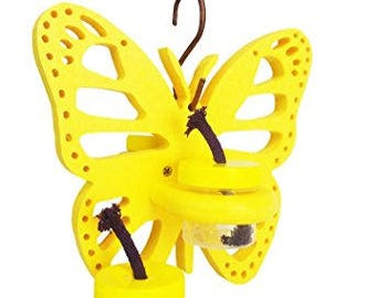 Double Nectar DOTS Hanging Butterfly Feeder